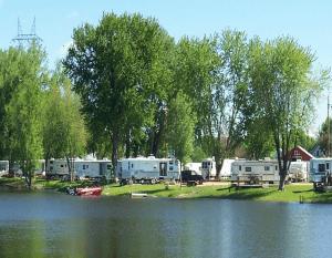 Wabahsa MN Marina Campground