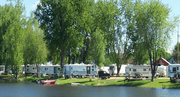 Wabasha Municipal Campground