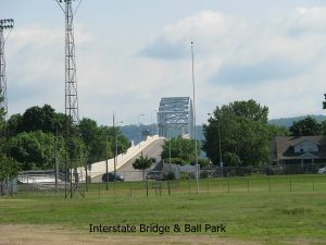 Bridge and Ball Park