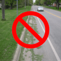 REMINDER TO KEEP GRASS CLIPPINGS OUT OF STREETS, GUTTERS AND STORM DRAINS